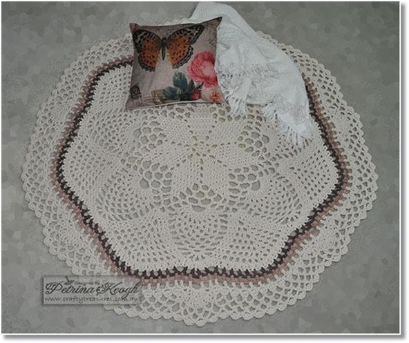 Crochet Rope Rug