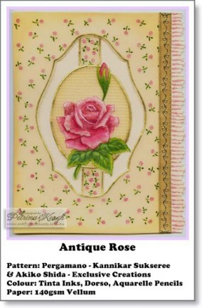 Antique Rose