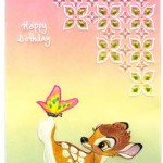 Birthday Bambi