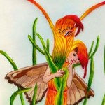 Fire Pitcher Fairy