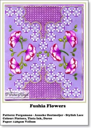 Fushia Flowers
