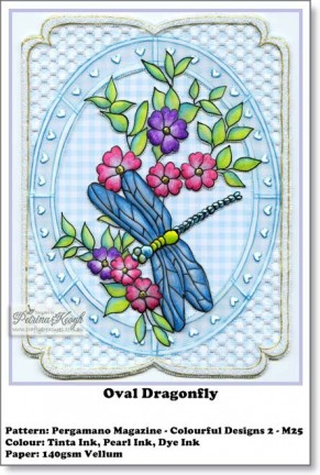 Oval Dragonfly