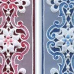 Red & Blue Bookmarks