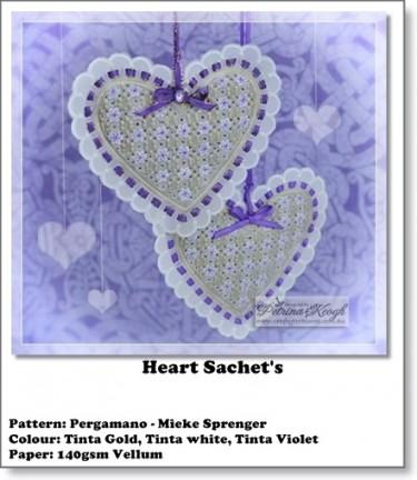 Heart Sachet's
