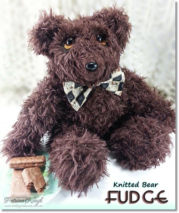 Knitted Bear_Fudge