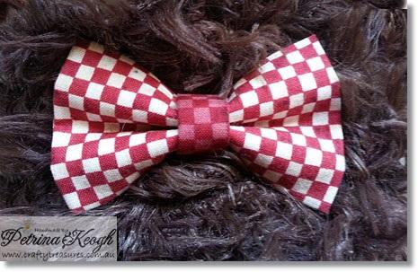 Knitted Bear_Fudge_Bow